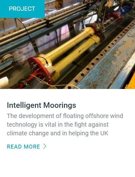 intelligent moorings